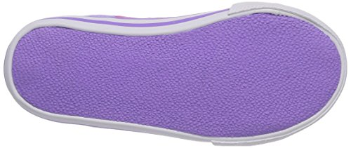 s.Oliver 34207, Baskets Basses fille Rose - Pink (Fuxia Comb 599)