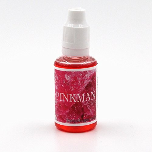 Vampire Vape Premium Aroma made in UK 30ml Größe Pinkman