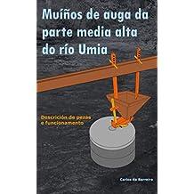 Muíños de auga da parte media alta do río Umia: Descrición de pezas e funcionamento