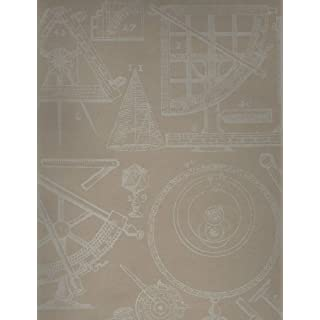 Andrew Martin International - Wallpaper/Wallcoverings - Newton Linen Wallpaper