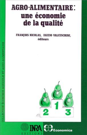 Agro-alimentaire par François Nicolas