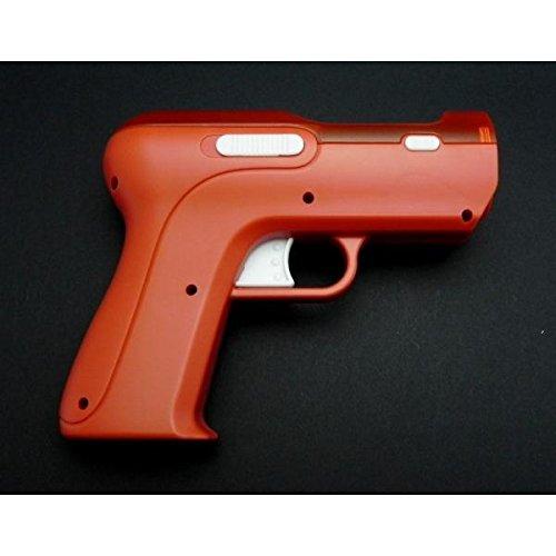 Pistole für PS3Move PS3Controller Gun für Controller der Bewegung Blau oder Rot