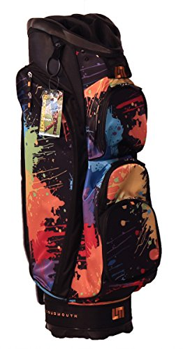loudmouth-loudmouth-paint-balls-cart-1-golf-bag-black-by-loudmouth