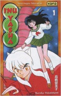 Inu-Yasha, Tome 1 : par Rumiko Takahashi