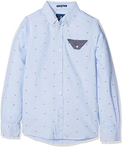TOM TAILOR Kids Jungen Hemd Preppy Oxford Shirt