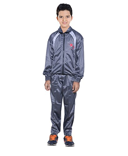 IndiWeaves Kid's Winter Special Track Pants and Track Jacket(Tracksuit)