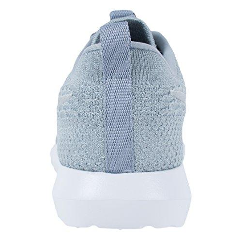Nike - NIKE ROSHE NM FLYKNIT, Scarpe sportive Uomo Grigio (Gris (Gris (Wolf Grey/Wolf Grey-White)))