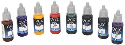 vallejo-game-color-games-ink-acrylic-paint-set-assorted-colours-pack-of-8