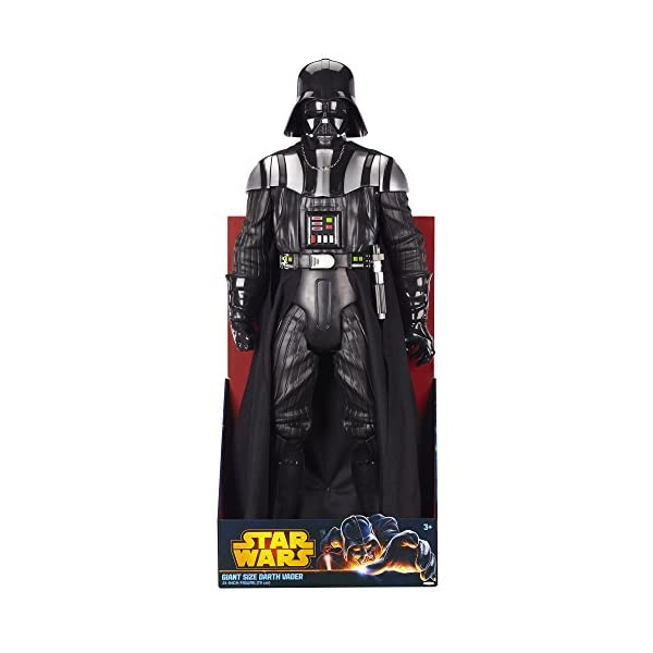 Jakks Pacific 58712 - Figura de Darth Vader de Star Wars (78,7 cm) - Figura Star Wars Darth Vader (80 cm) 2
