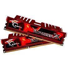 G.Skill - Memoria RAM 4 GB (2 x 2GB) PC3-12800 DDR3 (1600 MHz, 240-pin)