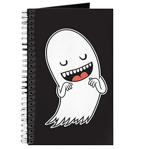 oween Ghost–Spiralbindung Journal Notebook, persönliches Tagebuch, Dot Grid (Halloween Scary Rezepte)
