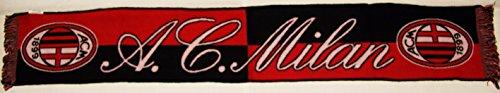 Bufanda a.C. Milan Oficial Scarf Bufanda Official