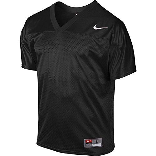 Da uomo Nike Core pratica maglia da calcio TM Black/TM White