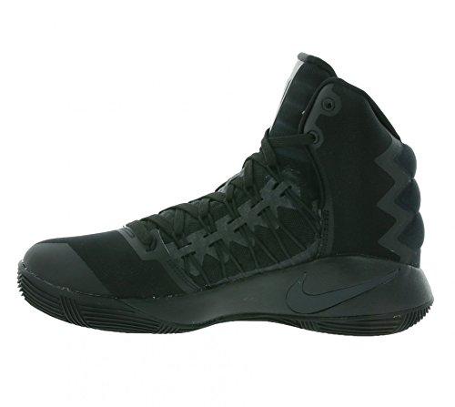 Nike 844359-008, espadrilles de basket-ball homme Noir