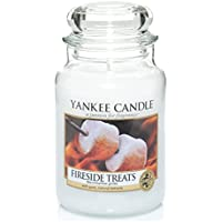 Yankee Candle Fireside Treats Jar Candle - Large
