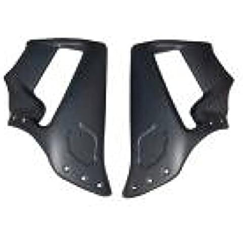 nosolomoto Paneles de fibra de carbono, laterales. Motos Harley Davidson VRSCF V-Rod MUSCLE. - Fibra de Carbono -
