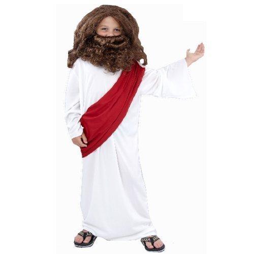 Jungen Weihnachten Kinder Kostüm Joseph 7-9 ()