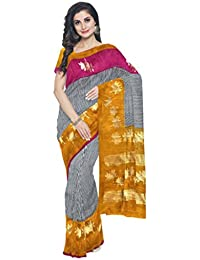 Sakhi Womens Pure Silk Saree_IMR-11127_Multi-coloured_Free Size