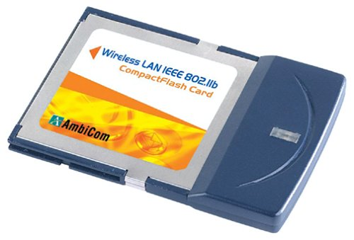 AMBICOM wl1100C-cf CompactFlash 11Mbit/s Adapter Compactflash-bluetooth