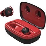 boAt Airdopes 441 Pro TWS Ear-Buds with IWP Technology, Up to 150H Playback with Case, Power Bank Function, IPX7 Water Resistance, Super Touch Controls, Secure Sports Fit & Type-C Port(Raging Red)