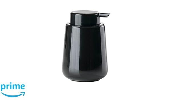 Scopino Da Bagno Alessi : Zone denmark 372000 nero dispenser di sapone e creme: amazon.it
