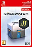 Overwatch 11 Loot Boxes    Nintendo Switch -  Code jeu à télécharger