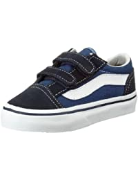 vans kids shoes. vans old skool v, unisex kids\u0027 fashion sports skate shoes kids