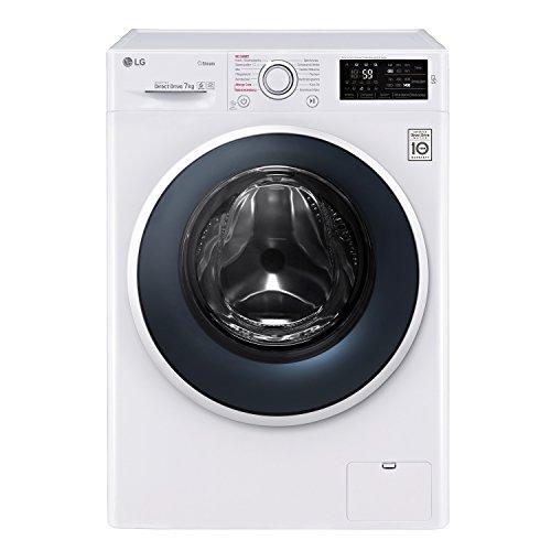 LG Electronics F 14WM 7TS1 Waschmaschine Frontlader / A+++ / 1400 UpM / Inverter Direct Drive