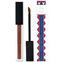 House of Makeup Liquid Lipsticks - Brown Matte, Long Lasting Paraben Free Lip Color, with Smudge Proof and Soft Rich Look - Brown With It Shade