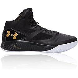 Under Armour de los hombres ClutchFit Drive II Basketball Shoes UK 10.5 (Euro 45.5) Black-006