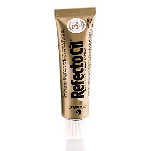 RefectoCil Cream Hair Dye Lichtbraun 3.1