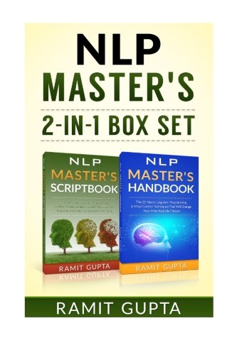 NLP Master's **2-in-1** BOX SET (NLP training, Self-Esteem, Confidence, Leadership Book Series)