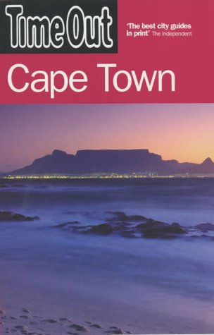 Time Out Cape Town - 1st Edition