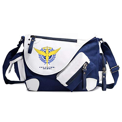 Mobile Suit Gundam Schultertasche/Umhängetasche/Umhängetasche/Umhängetasche/Rucksack/Tagesrucksack/Laptoptasche/Schultasche (Kostüm Gundam)