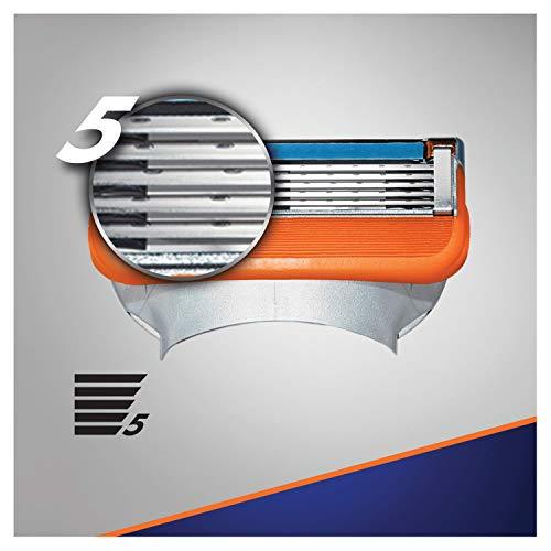 Gillette Fusion5 -  Maquinilla afeitar,  paquete apto para el Buzón de Correos,  pack de 16