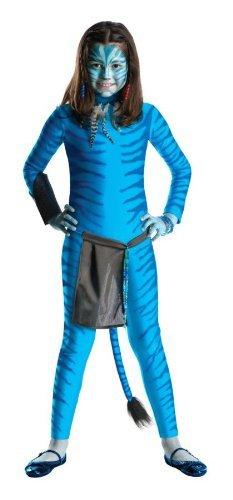 Neytiri Zubehör Kostüm - Avatar Neytiri Child Costume (Small) by Halloween FX