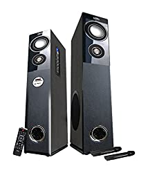 Zebronics ZEB-T7500RUCF Tower Speaker with Remote Control