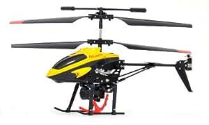 Modelco - 54MOD-TR - Radio Commande - Véhicule Miniature - Hélicoptère avec Treuil - IR 3 Voies