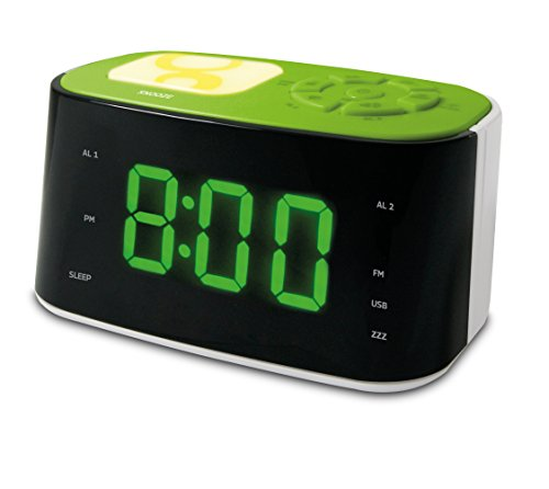 Radio-réveil Metronic Gulli