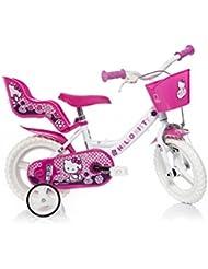 Dino Bikes 124r-hk 12Zoll Hello Kitty Fahrrad