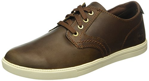 Timberland Fulk Lp Oxgaucho Saddleback Full Grain, Men's Leather Shoes, Brown (Gaucho...