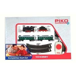 Piko 57110  - Set de circuitos y tren de pasajeros Importado de Alemania