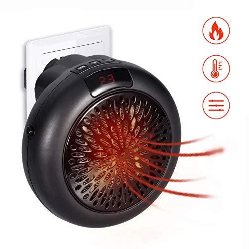 GHONLZIN Mini Heater Estufa Eléctrica Portatil 1000