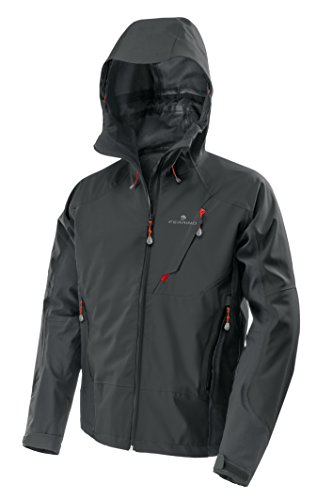 Valdez Jacket Man Ferrino L black