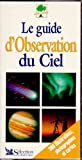 Le Guide d'observation du ciel