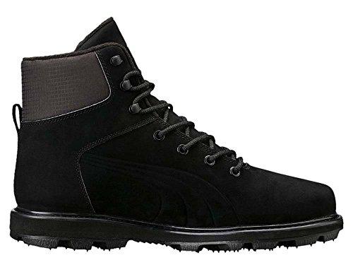 Puma Unisex-Erwachsene Desierto Fun Sneaker Schwarz (Black-Black-Black)