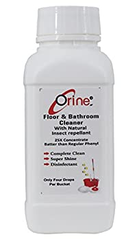 Orine Floor & Bathroom Cleaner With Natural insect Repellant (250 ml)