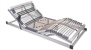 motorlattenrost lattenrost deluxe 100x200 elektrisch k che haushalt. Black Bedroom Furniture Sets. Home Design Ideas