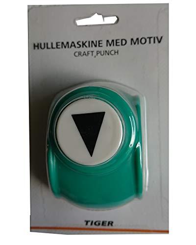 Hullemaskine Med Motiv - Perforadora de papel