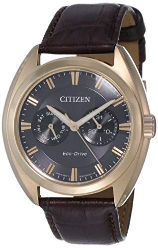 Citizen Chronograph Black Dial Men's Watch-BU4018-11H